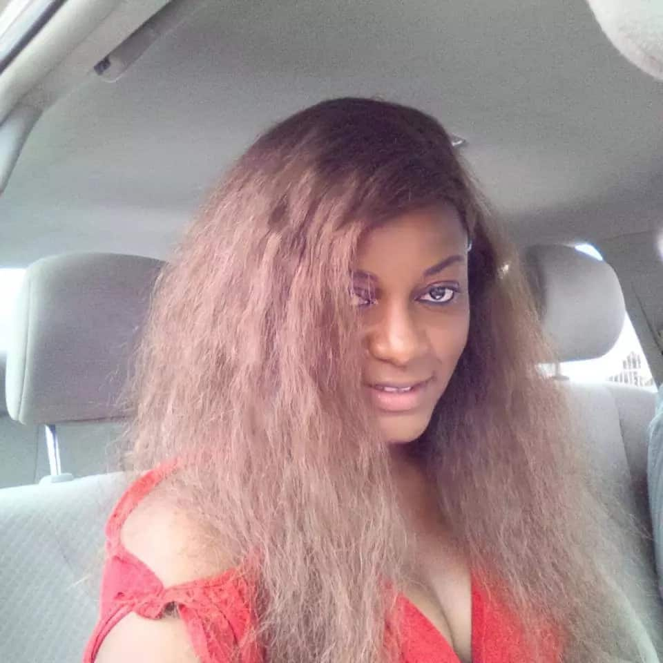 I Actually Wanted To Be A Lawyer But It Did Not Work Out – Actress Queen Nwokoye