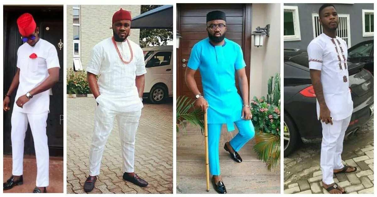 Nigerian Atiku styles for men 2017
