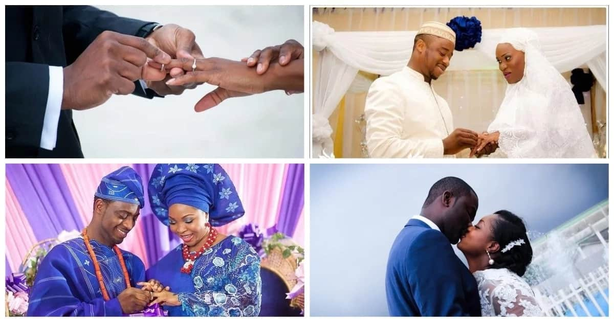 Four forms of marriage in Nigeria Legit.ng
