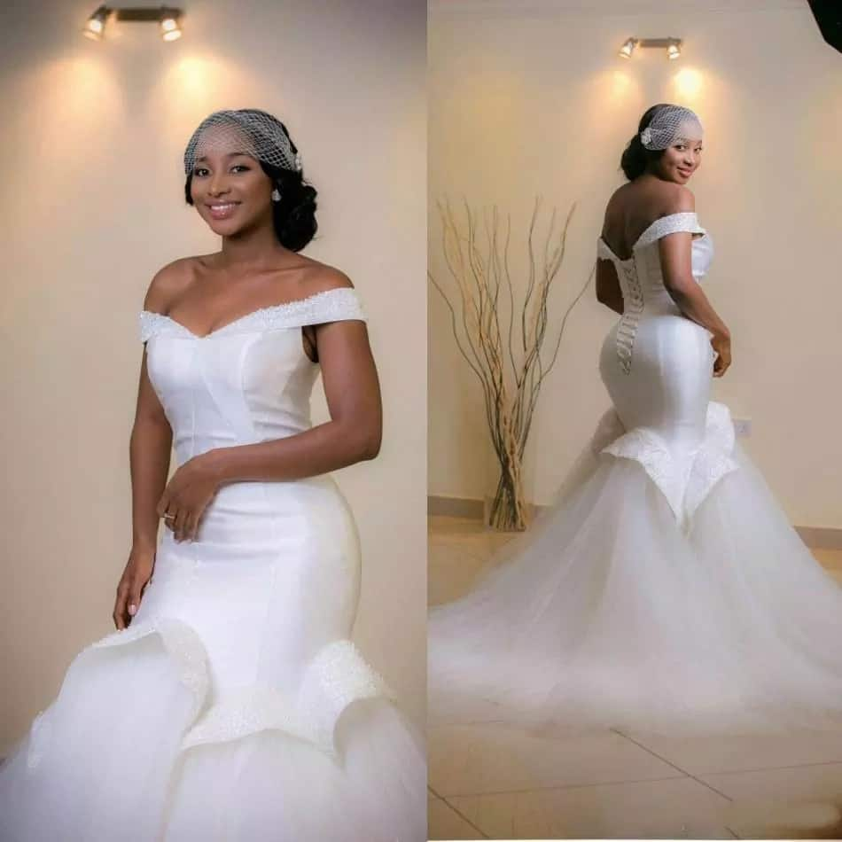 021239d441 Latest wedding gowns in Nigeria 2017-2018 ▷ Legit.ng