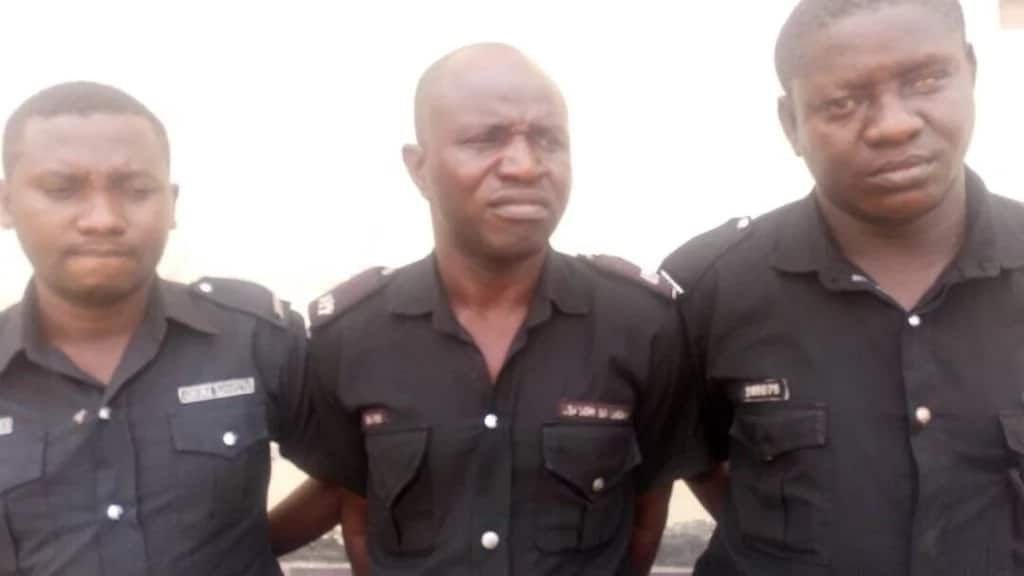 Lagos state police command dismiss three policemen for reckless shooting