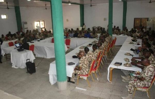 Nigerian Army, NHRC commence human rights protection training for troops in Maiduguri