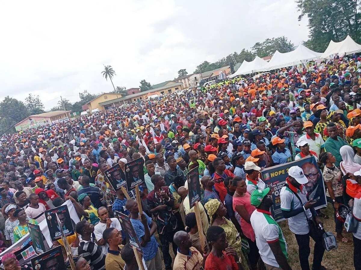 OsunDecides: APC kicks off campaign in Ile-Ie