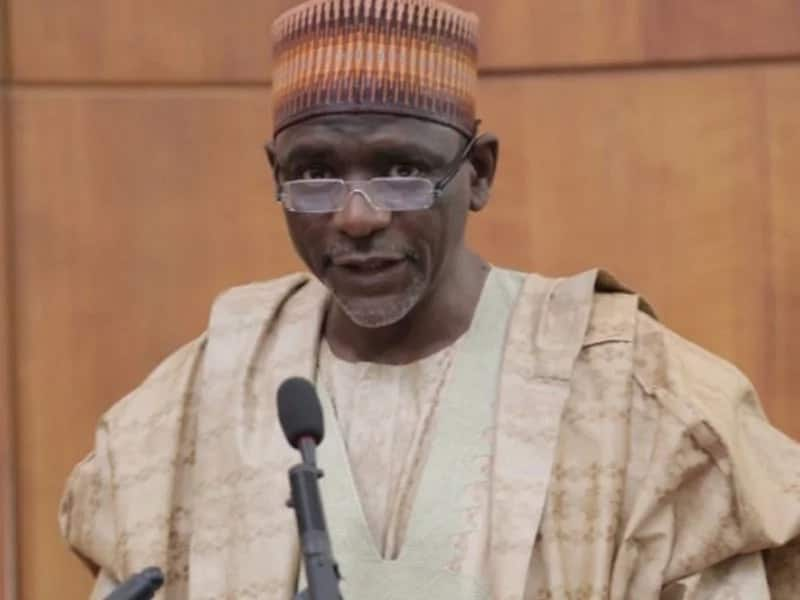 Mr. Adamu Adamu (Minister of Education)
