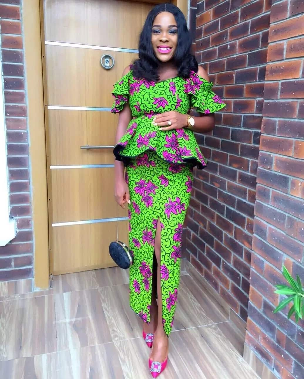 Ankara Skirt And Blouse Style For Wedding Be The Best Dressed Guest