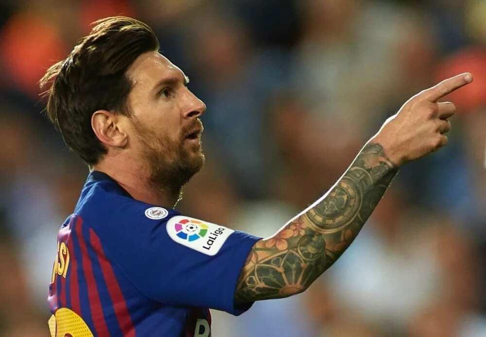 Bayan shekaru 20, Lionel Messi zai bar kungiyar kwallon Barcelona