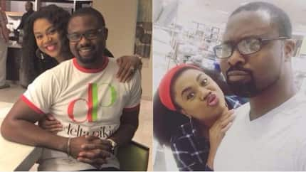 Love in Tokyo! Stella Damasus and her hubby goof around in new photo