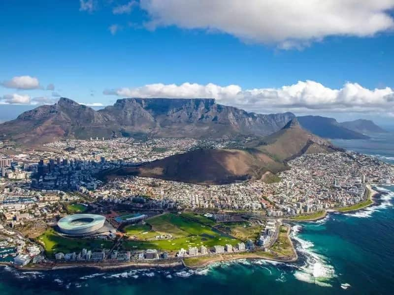 South Africa visa application in Nigeria: form, tracking, fee & requirements