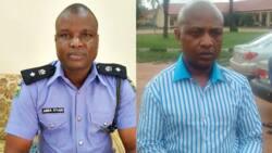 Breaking: 45 police officers who arrested 'billionaire kidnapper' Evans get special promotion
