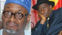 Betrayal: Nigerians voted you out - Mu'azu replies Jonathan