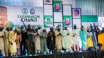 Yadda Atiku da Buhari su ka raba kan jaruman fina-finan Hausa