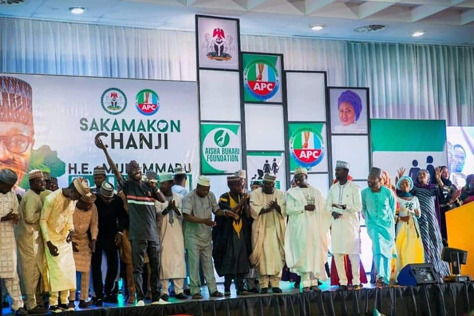 Yan Kannywood sun shirya liyafa ta musamman domin murnar nasarar Buhari