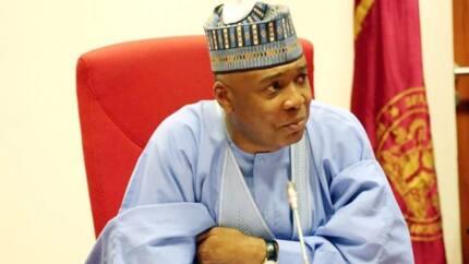 Yayinda Buhari ke shirin gabatar da kasafin kudi, ana kokarin tsige Saraki - PDP