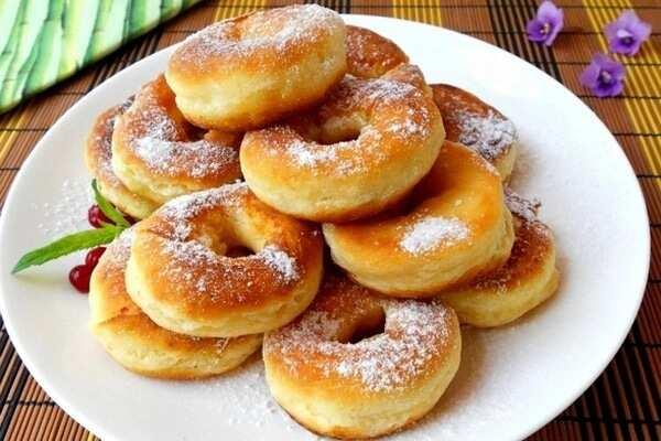 How to prepare doughnut in nigeria
