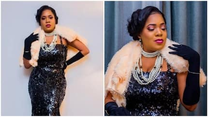 I'm not about to get married to any fellow actor - Toyin Abraham clears the air