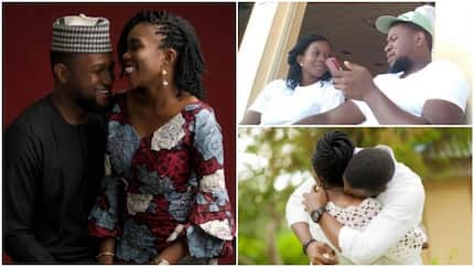 Trending love story of man who met his fiancée at NYSC camp, set to walk down the aisle (photos)