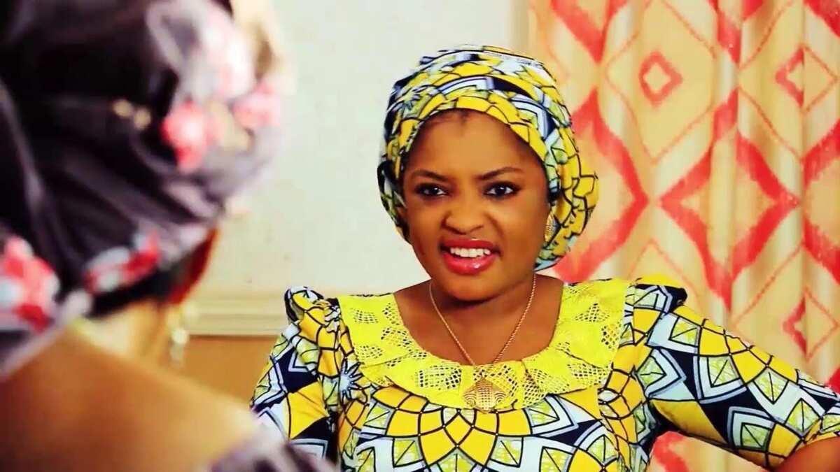 Aisha Aliyu Tsamiya movies