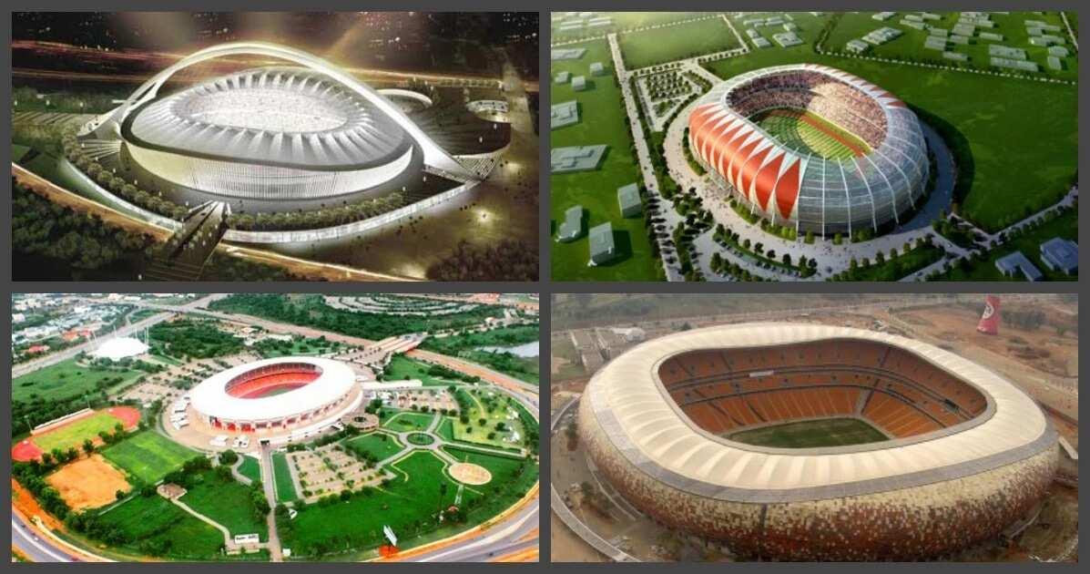 Best stadium in Africa