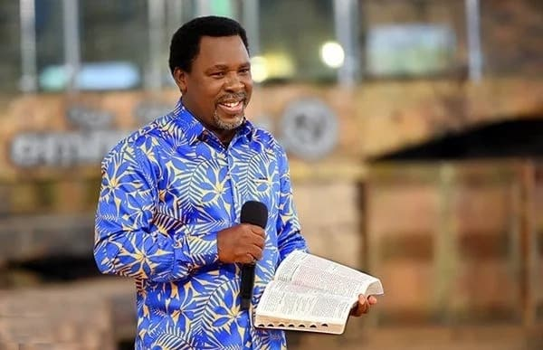 Let us begin to pray for our leaders - Prophet TB Joshua reveals prophetic message