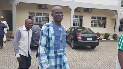 Detained Nigerian journalist Jones Abiri freed after 2 years in detention without trial