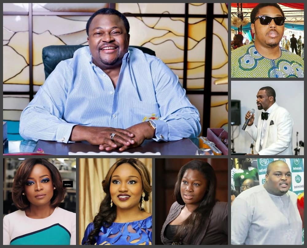 Mike Adenuga children ▷ Legit ng