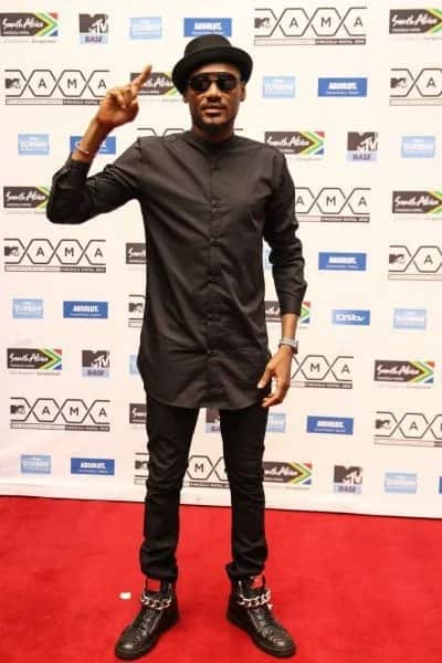 Here are the celebrities who will be protesting alongside 2baba Idibia