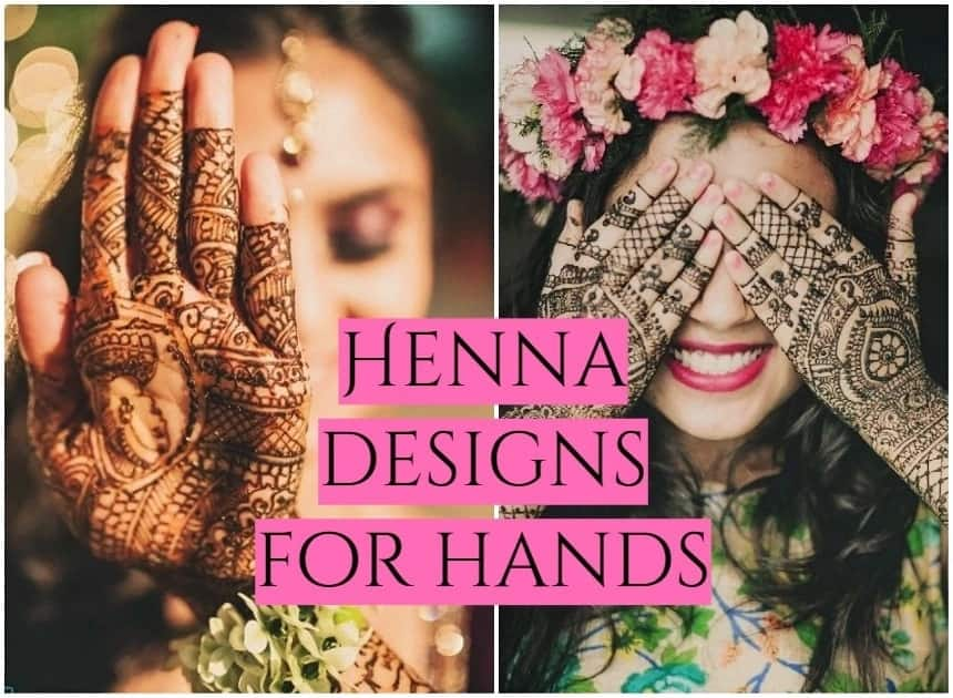Simple Henna Designs For Hands And Their Meanings Legitng