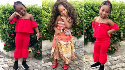 Davido's first child Imade marks 3rd birthday with awesome photos