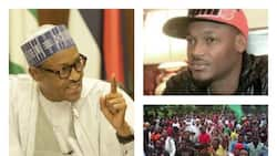 Why I decided to join nation-wide protest against President Buhari - Endiong John