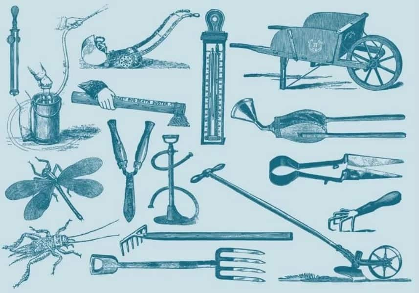 Farm tools and their uses with pictures