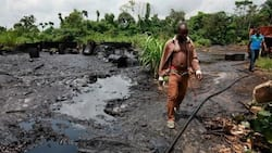 Alleged notorious pipeline vandal kingpin arrested in Lagos