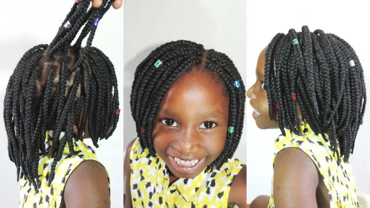 Hair Braiding Styles For Kids: Crochet Hair Styles For Kids In 2018 Legit.ng