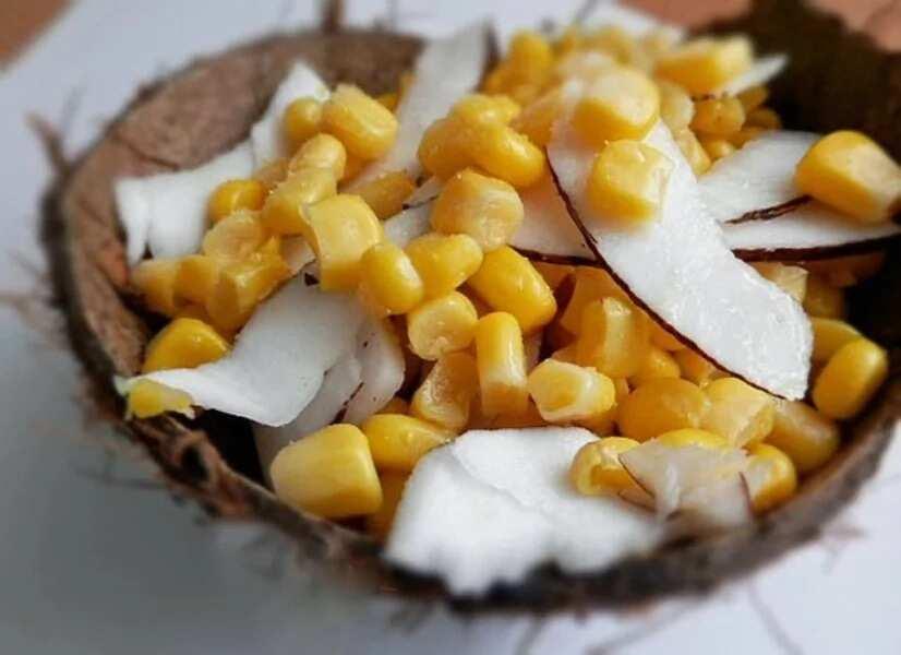 Maize & Coconut