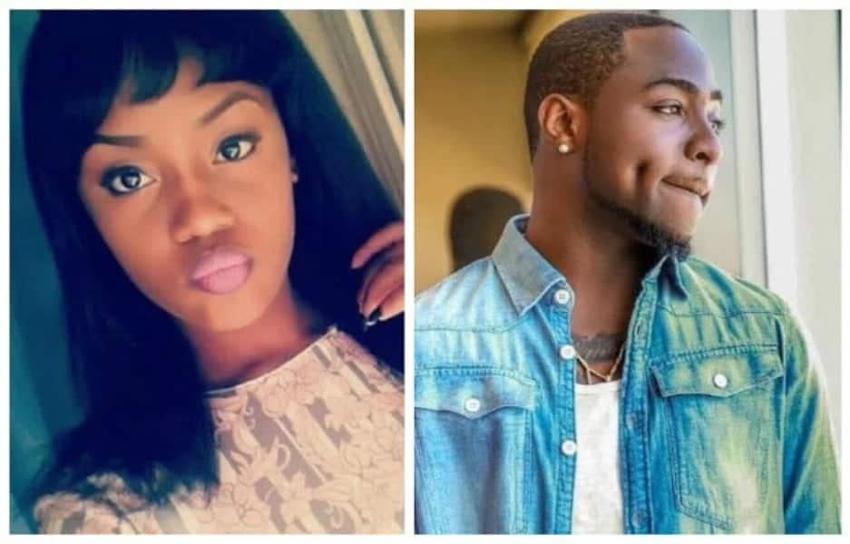 Just new Davido girlfriend or his real true love?