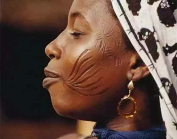 Igbo tribal marks and scarification meaning