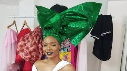 Yemi Alade compares herself to Wizkid and Davido, says there is no number 1 musician in Nigeria