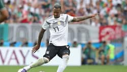 Germans 'attack' Jerome Boateng on Twitter for supporting Senegal against Poland