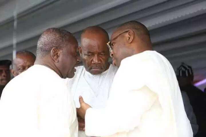 Wasu jiga-jigan APC za su koma PDP bayan Akpabio ya sauya-sheka zuwa APC