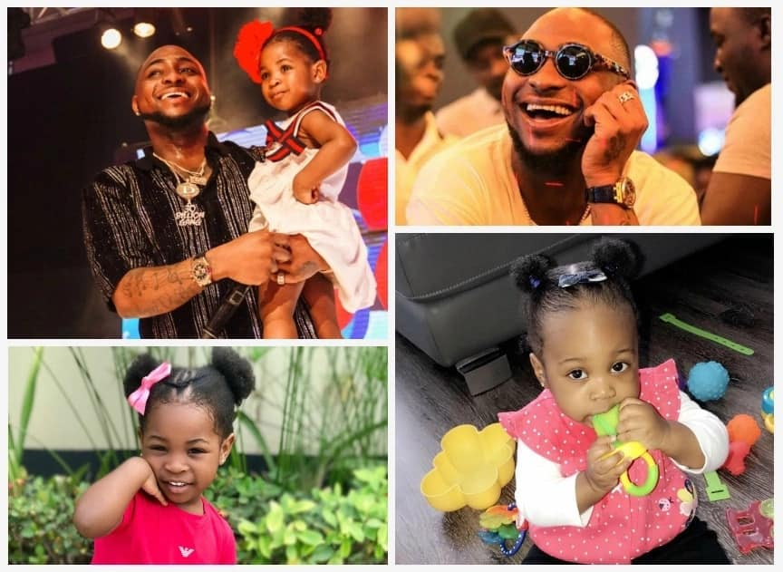 Davido's Children: How Many Kids Does He Have? ▷ Legit ng