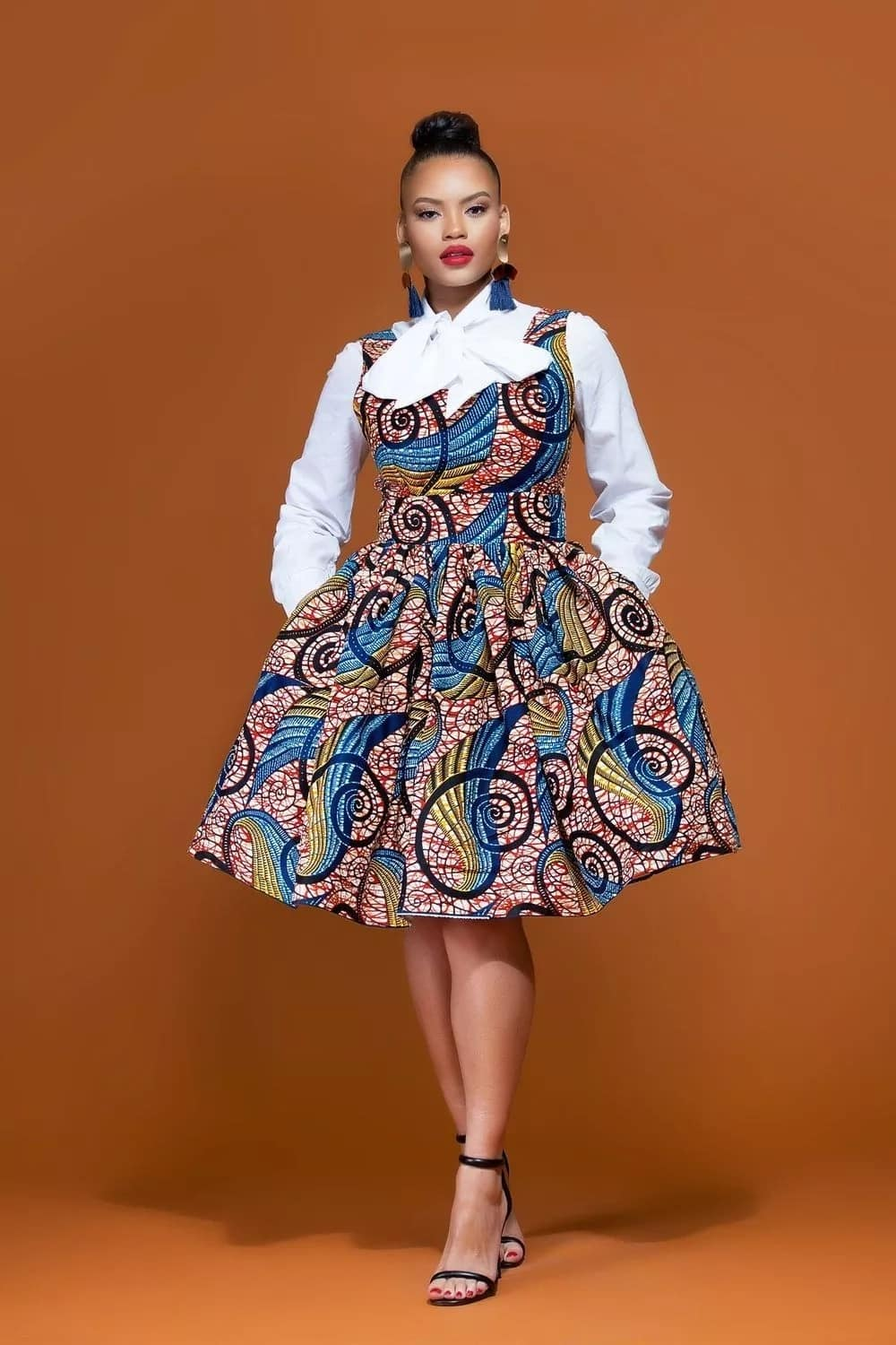 African dress styles for young women Legit.ng