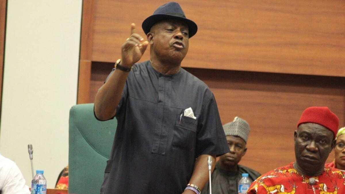 Ku bi ta kan Buhari tunda ya ki sanya hannu a dokar zabe – PDP ga majalisar dokoki