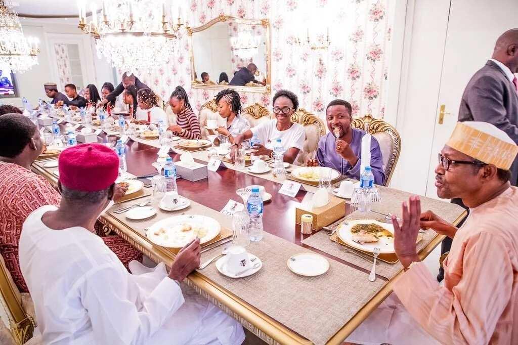 Mun gano wani sabon taron dangi na karkashin kasa kan Buhari - Osinbajo