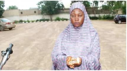 18-year-old lady who made man unconscious in Katsina to steal his motorcycle gets arrested