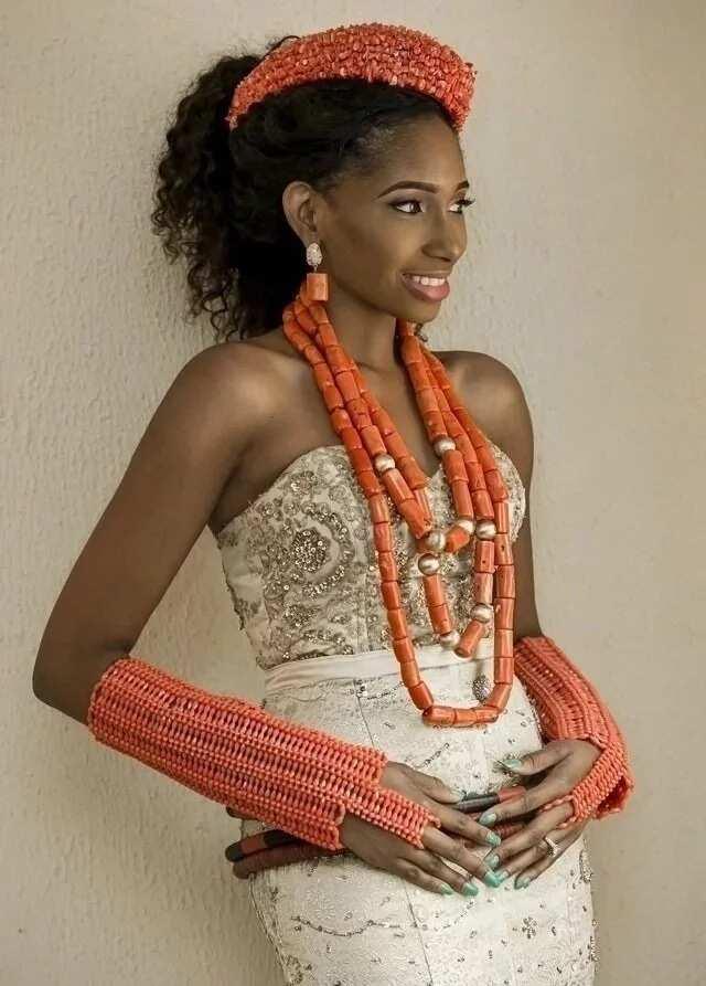 Igbo wedding dressing for ladies