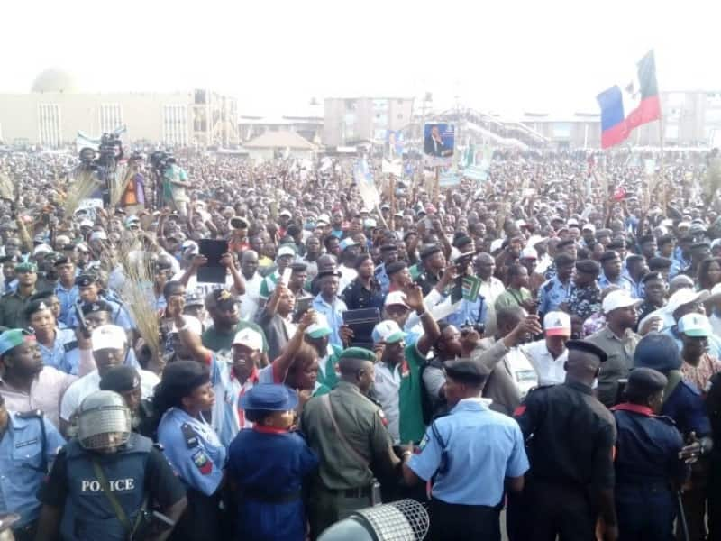 Pressure groups in Nigeria and their leaders