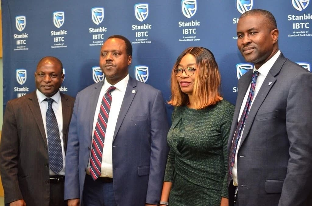 How to check Stanbic IBTCpension account balance?