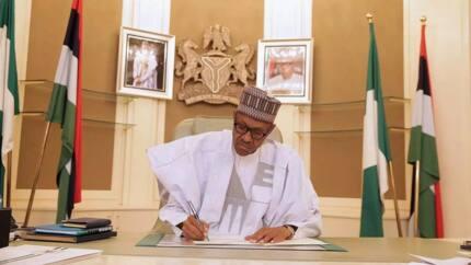 Do not increase the newly presented supplementary budget - Buhari warns NASS