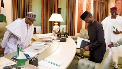 OPINION: Presidency's release of Buhari's statement backing Osinbajo to sign budget is needless