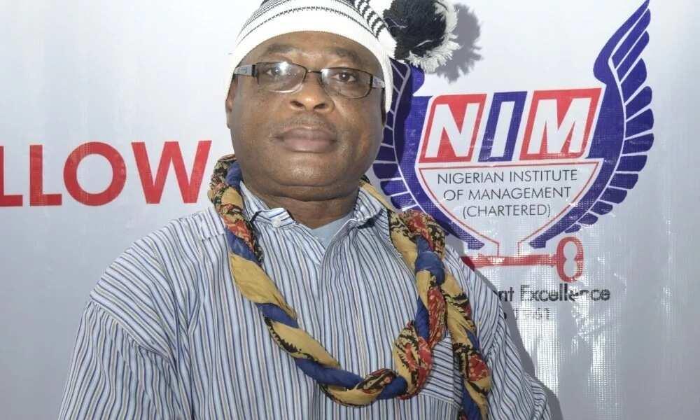Nigerian Institute of Management fellow