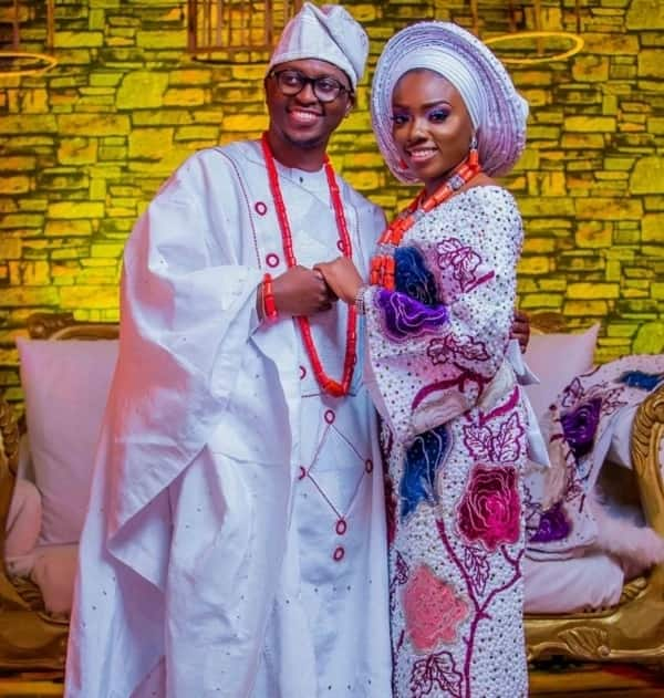 Seun and Rotimi traditional wedding